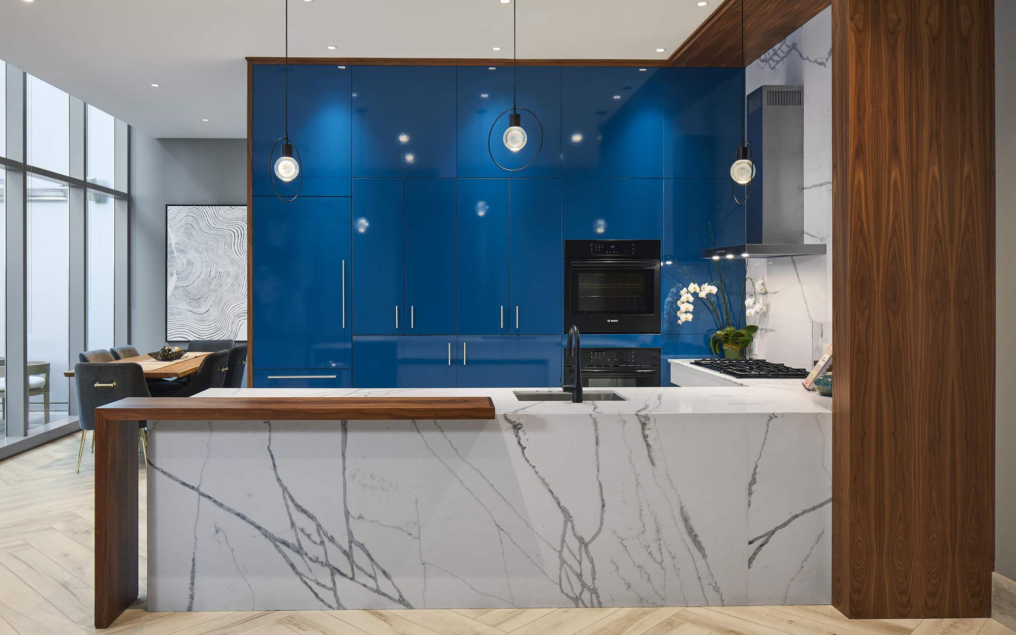 Essex demo kitchen