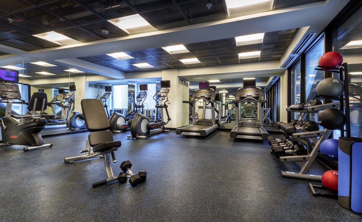 Godfrey Hollywood fitness center