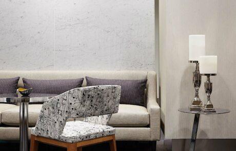 Godfrey Boston lounge area