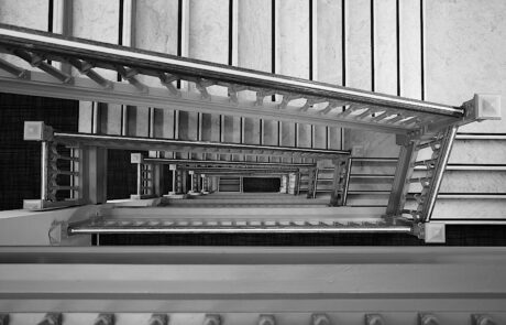 Godfrey Boston stairs and railings