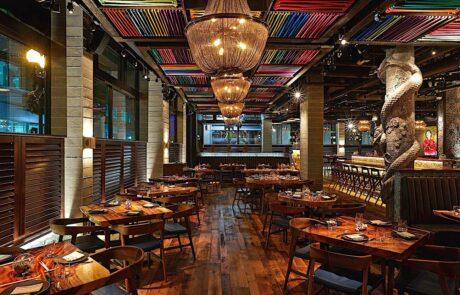 Godfrey Boston interior restaurant