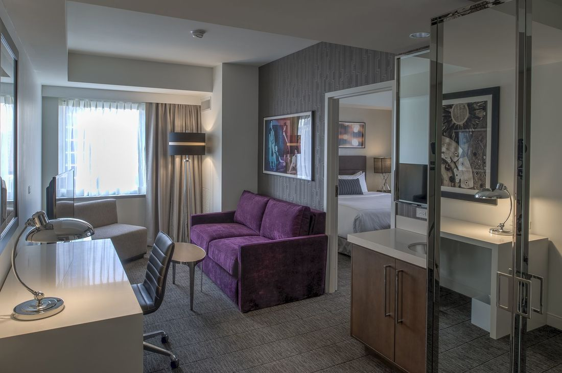 Godfrey Chicago one bedroom suite