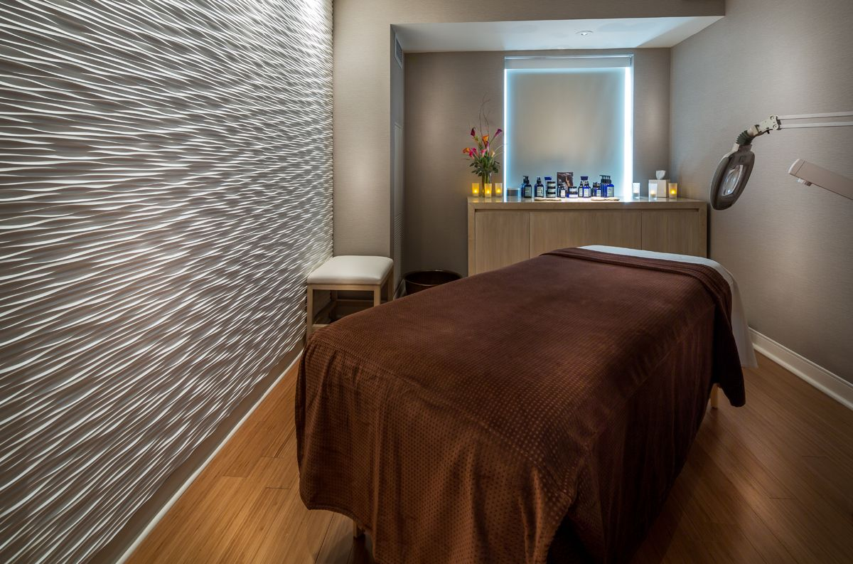 Godfrey Chicago relaxation and treatment room