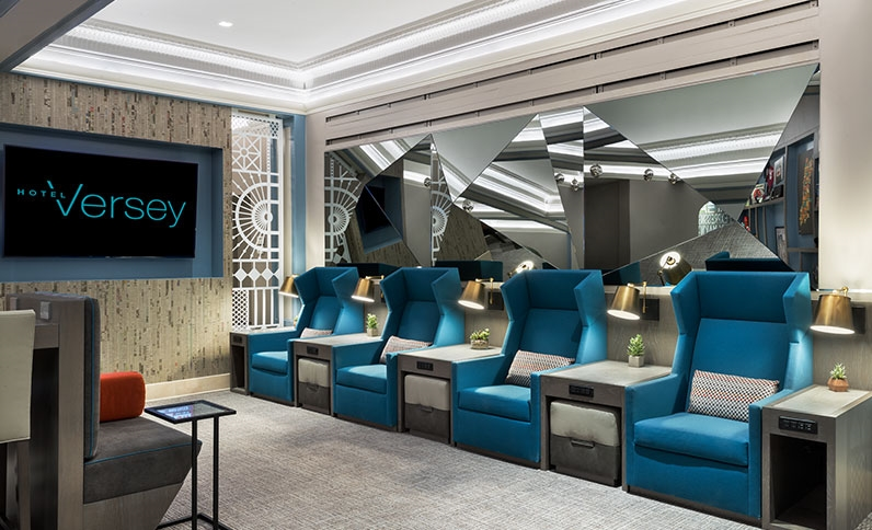 Hotel Versey business lounge