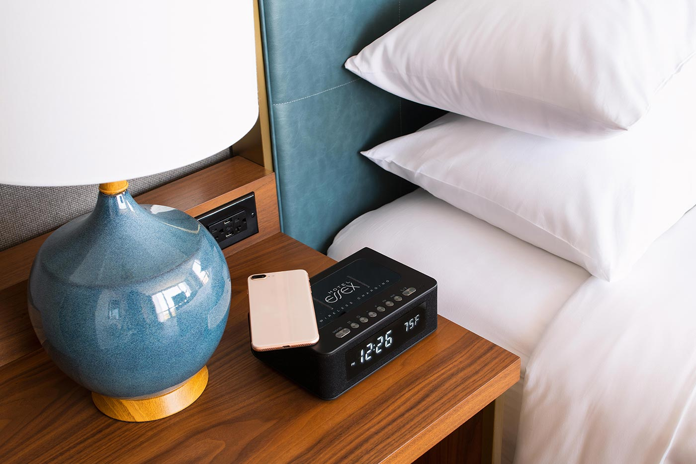 Hotel Essex nightstand