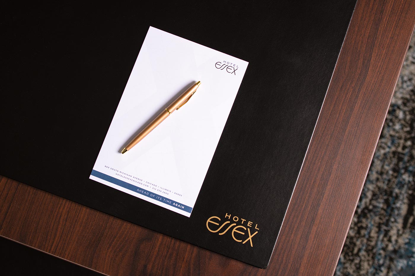 Hotel Essex stationary
