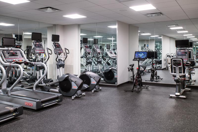 Hotel Julian fitness center