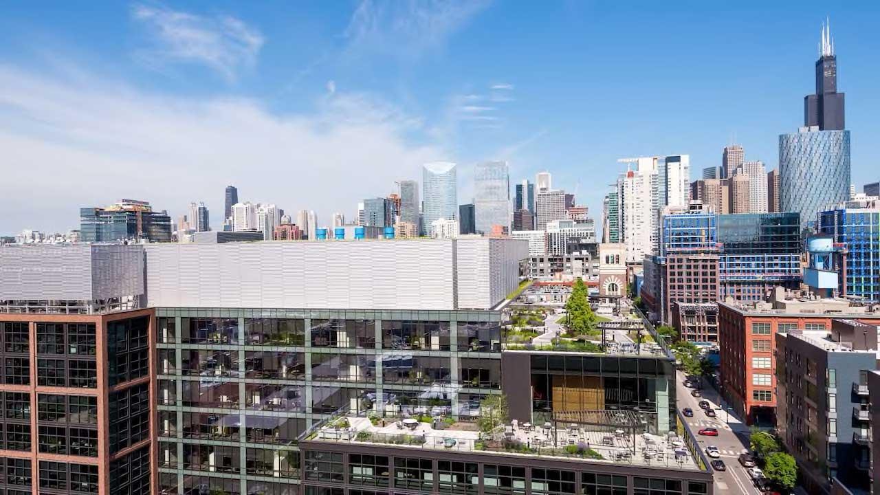 Hyatt House West Loop View