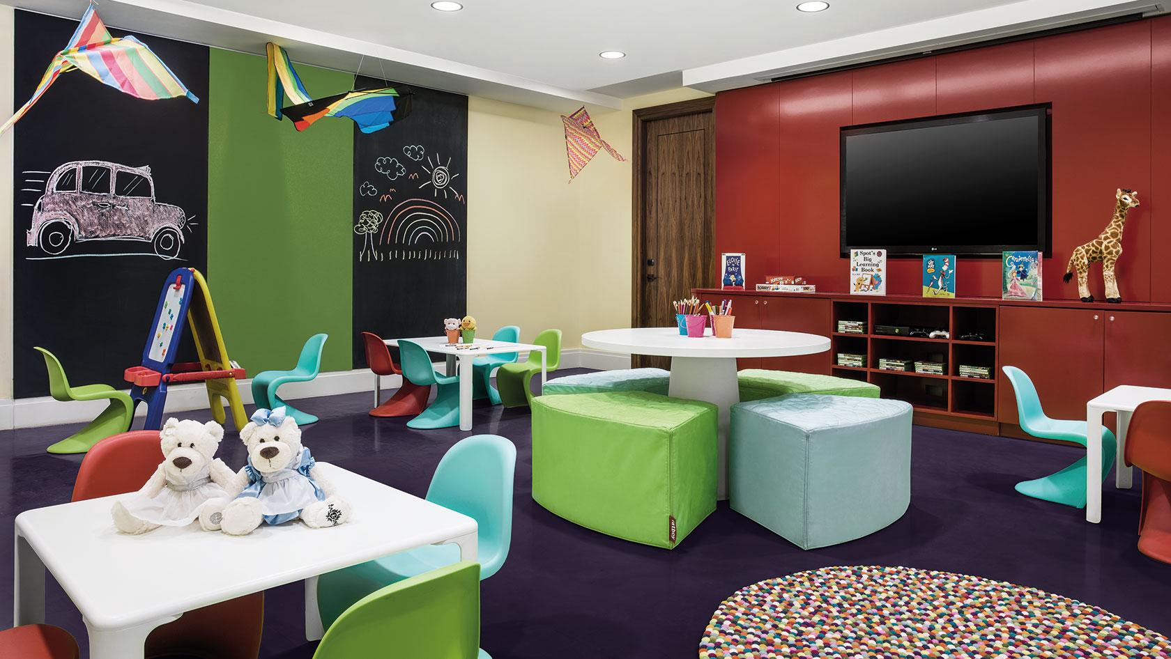 Langham kids suite