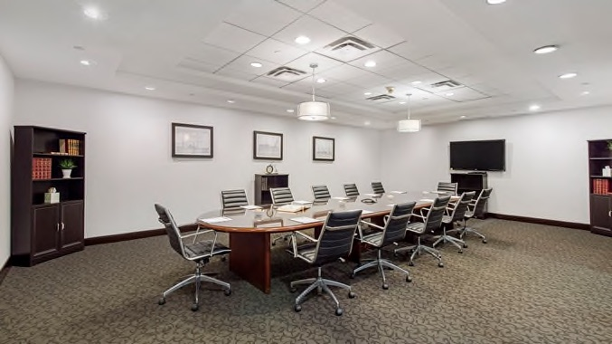 Double Tree board room 2