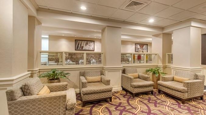 Wilmington double tree lobby chairs