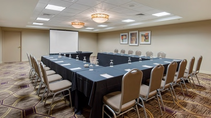 Wilmington double tree meeting room