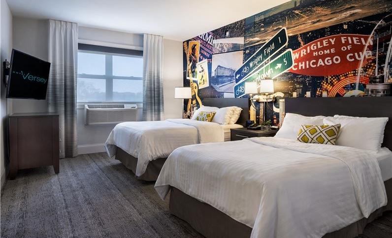Hotel Versey standard double room