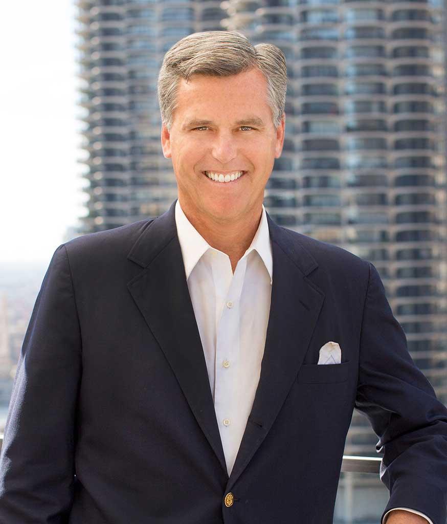 John Rutledge Oxford Capital Hotels and Resorts CEO & President