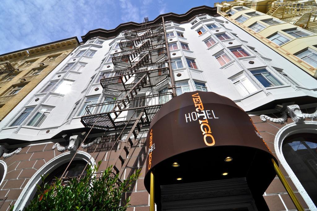 Hotel Vertigo Entrance