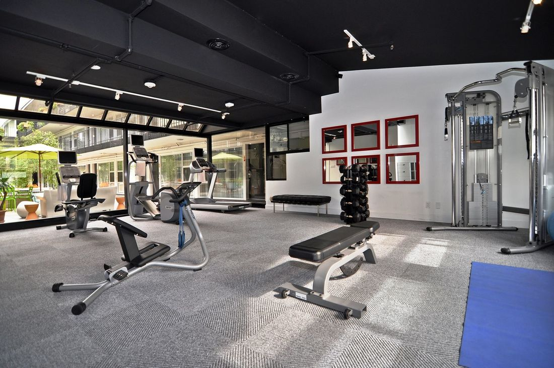 Americania Fitness center