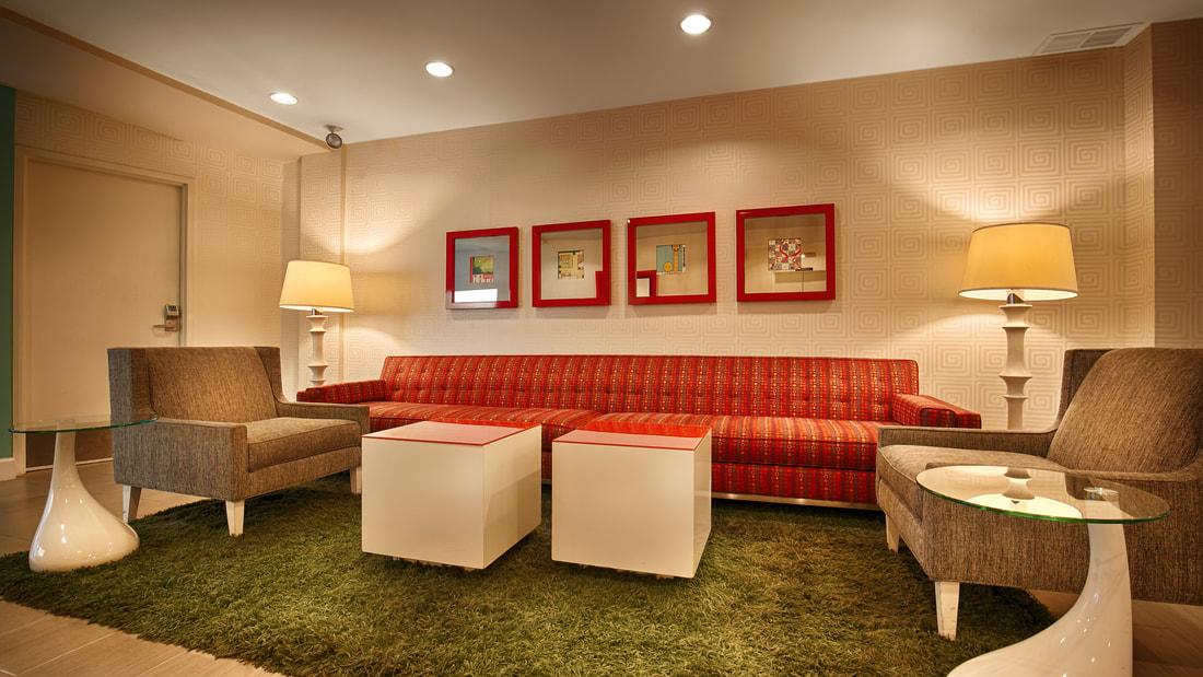 Americania interior lounge