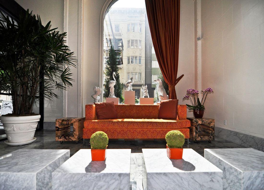hotel vertigo lobby