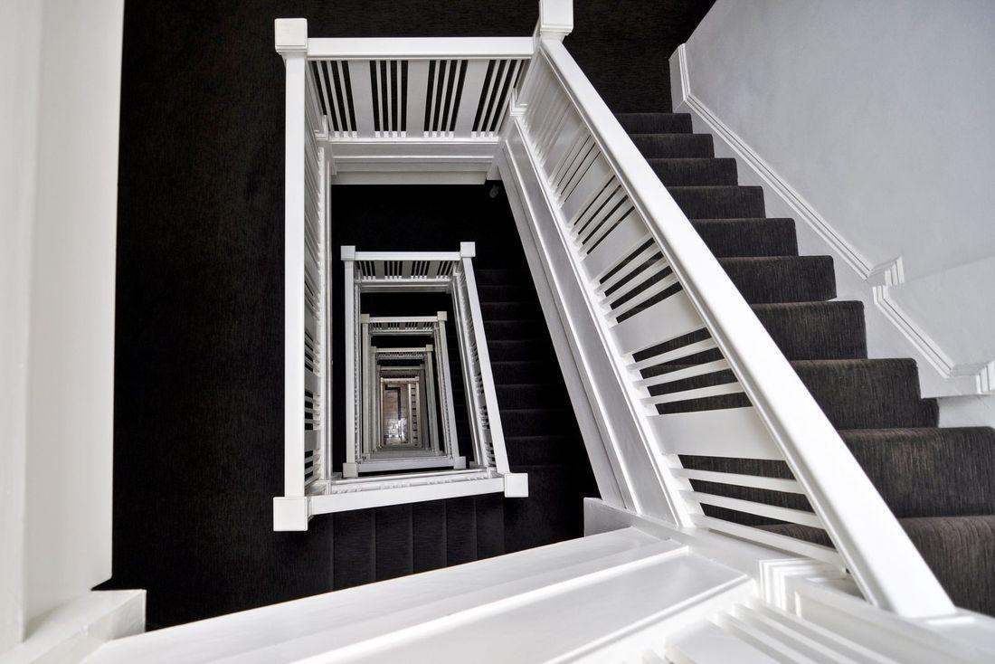 vertigo famous staircase