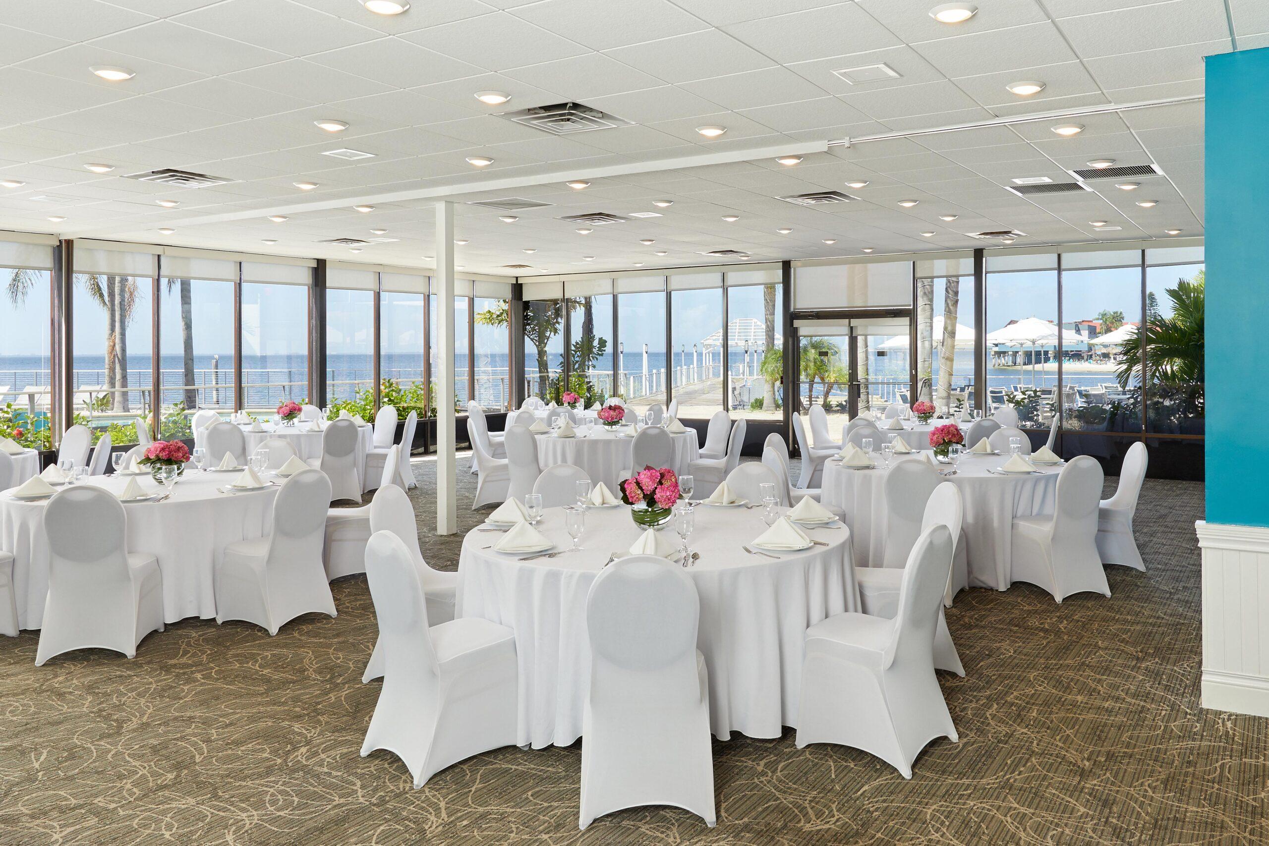 Godfrey tampa banquet room
