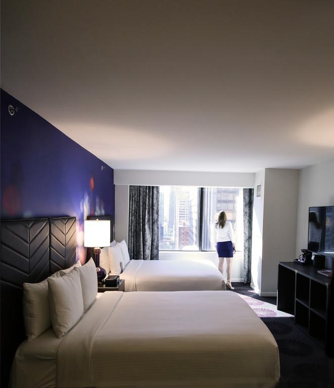 Hotel 166 Features